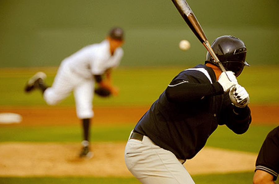 Professional Baseball Advice: Hitting the Baseball at the Professional Level
