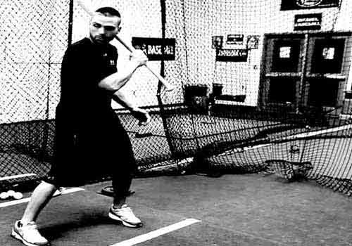 MLB Rotational Hitting Drills: One Arm Batting Exercises with the Back Hand (Video)