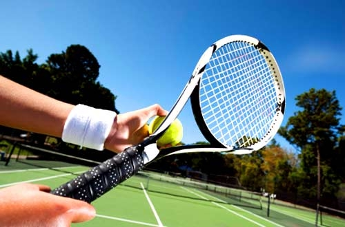 Tennis Form and Strategy: The Tennis Forehand, Tennis Backhand, And Attacking The Net