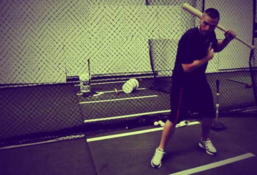 One Arm Hitting Drills with Top Hand, Bottom Hand (Video)