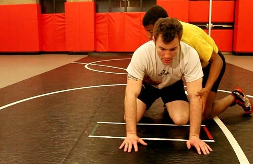 Advanced Wrestling Positions Instructional: Technique and Strategy on Defense (Video, Part I)